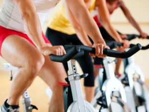 why runners need spinning 460